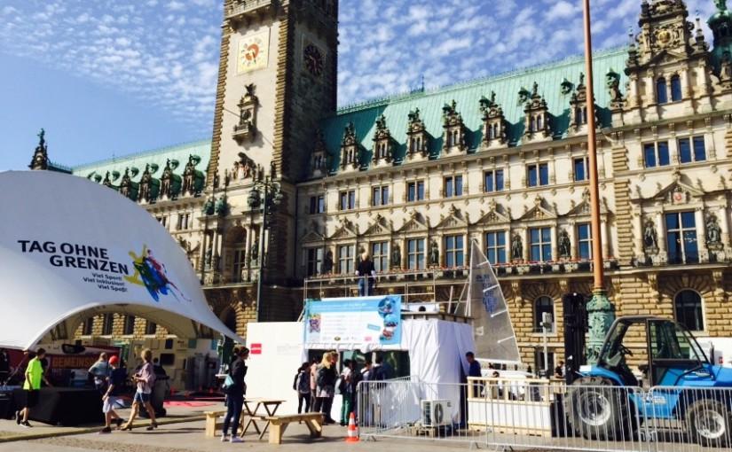 Tag ohne Grenzen in Hamburg